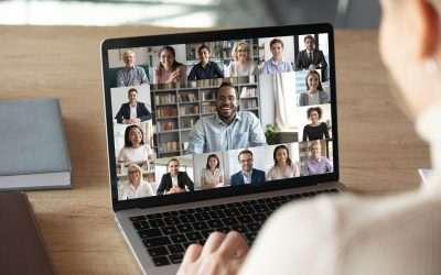 Tips for Facilitating Great Virtual Meetings and Webinars