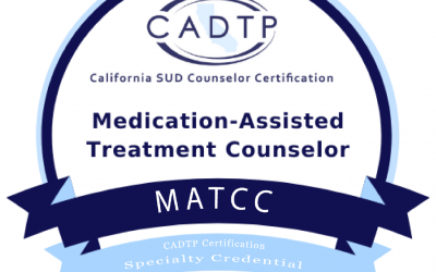 CADTP Certification Board Announces Two New Credentials